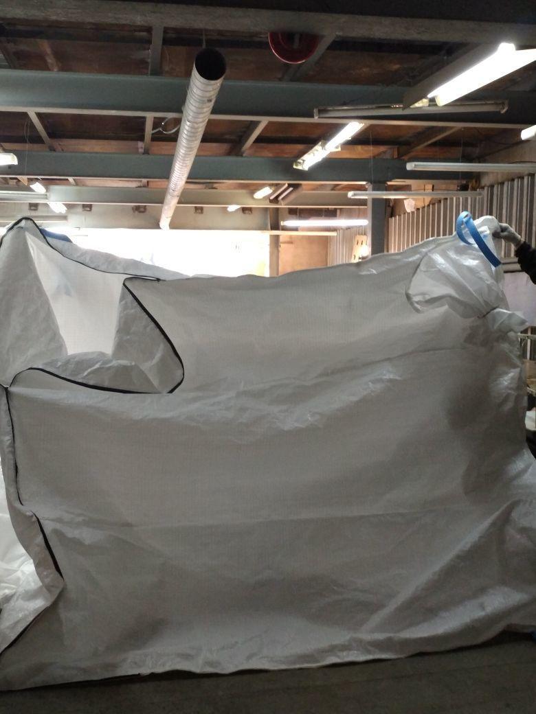 Вкладыш из полипропиленовой ткани для 20-ти фунтового контейнера